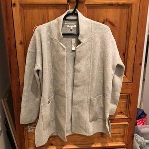 NWT Madewell sweater jacket